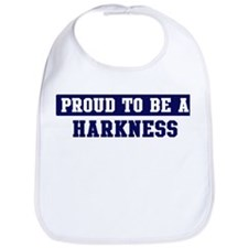 Proud to be Harkness Bib