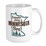 Minnesota Boy Mug