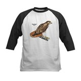 Red-Tailed Hawk Bird (Front) Tee