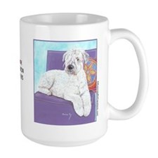 I Love Wheaton Terriers Mug