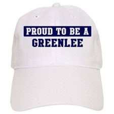 Proud to be Greenlee Baseball Cap