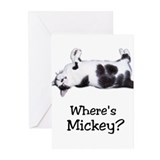 Where's Mickey? Greeting Cards (Pk of 10)