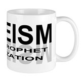 Atheism Non Prophet Small 11oz Mug