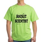ROCKET SCIENTIST Green T-Shirt