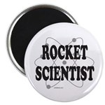 ROCKET SCIENTIST Magnet