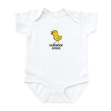 Lubbock Chick Infant Bodysuit
