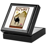 Egypt Keepsake Box