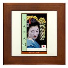 Japan Framed Tile