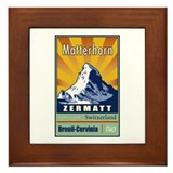 Matterhorn Framed Tile