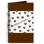 Chocolate Cookie Gift Journal