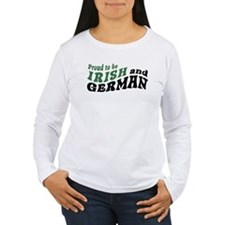 Proud Irish and German T-Shirt
