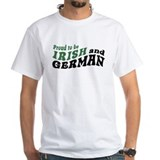 Proud Irish and German Shirt