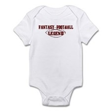Fantasy Football Legend (new) Infant Bodysuit