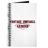 Fantasy Football Legend (new) Journal