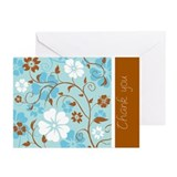 Thank-you Greeting Cards (Pk of 20)