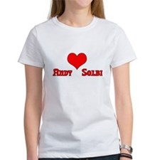 """Andy Heart Solbi"" Tee"