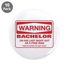 "Bachelorette Party 3.5"" Button (10 pack)"