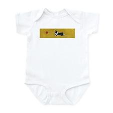 Run Boston Run Infant Bodysuit