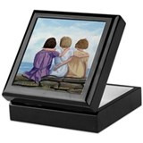 Sisters Keepsake Box