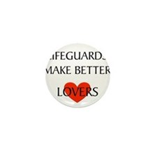 Lifeguard Mini Button