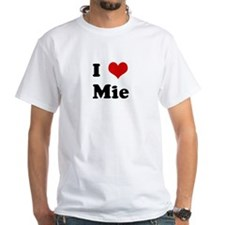 I Love Mie Shirt