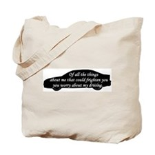 Driving Tote Bag