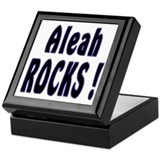 Aleah Rocks ! Keepsake Box