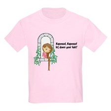 Cute Rapunzel T-Shirt