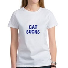 Cat Sucks Tee