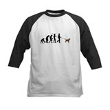 Chocolate Lab Evolution Tee