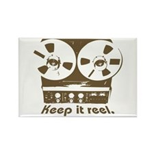 Keep It Reel Rectangle Magnet (100 pack)