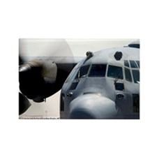 C-130 Hercules Rectangle Magnet