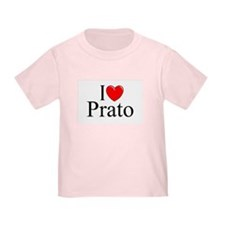 """I Love (Heart) Prato"" T"