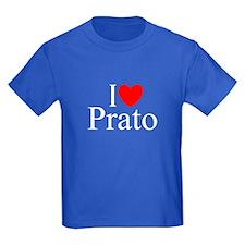 """I Love (Heart) Prato"" T"