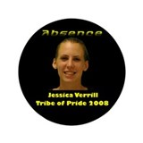 "Jessica Verrill 3.5"" Button"