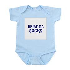 Brianna Sucks Infant Creeper