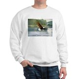 American Bald Eagle Flight Sweater