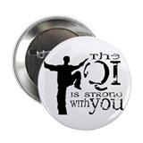"Qi is Strong 2.25"" Button"