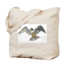 Unique Peregrine falcon Tote Bag
