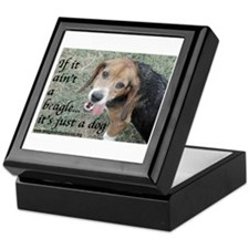 BTTR Beagle Rescue Keepsake Box