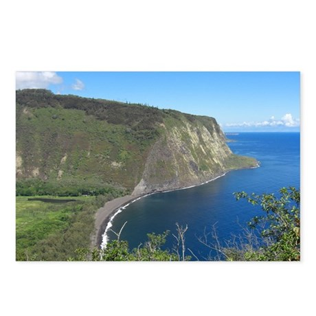 Waipio Valley Postcards (Package of 8)