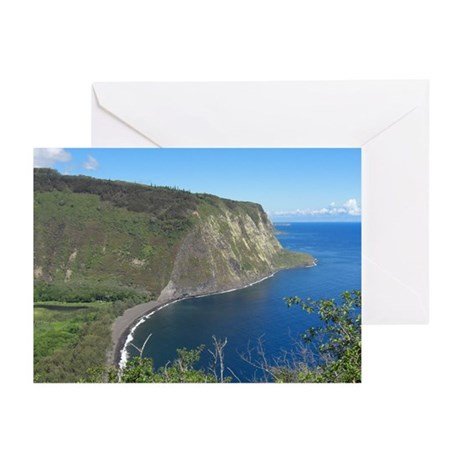 Waipio Valley Greeting Cards (Pk of 10)