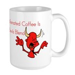 The Devils Blend Large Mug