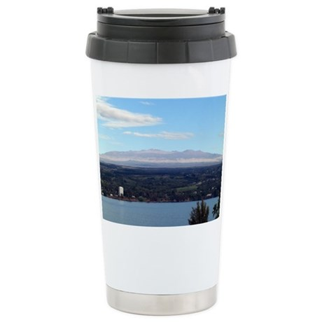 Mauna Kea Ceramic Travel Mug