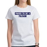 Proud to be Faison Tee