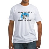 I'd Rather Be A Harpy Eagle Shirt