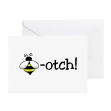 Beeotch Greeting Cards (Pk of 20)