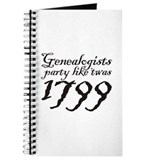 Party 1799 Journal