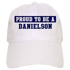 Proud to be Danielson Baseball Cap