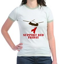 Red Shirt Friday T